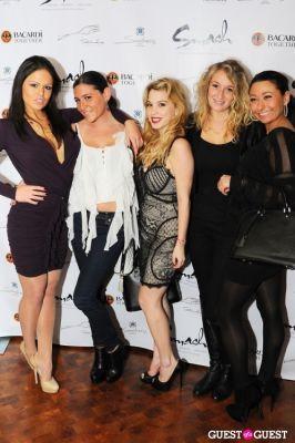 julianna melamed in New York Smash Magazine's Aspen Party
