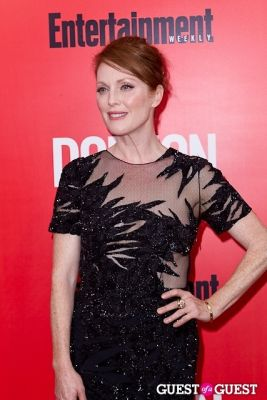 julianne moore in Don Jon Premiere