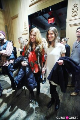 julie bensman in NYFW: Day 4, Style from Buddakan