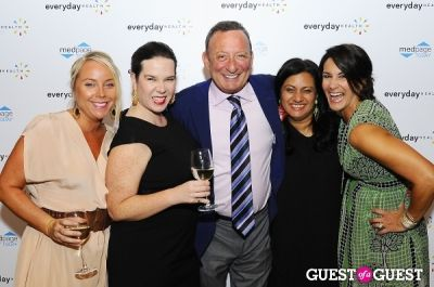 julie gorbey in The 2013 Everyday Health Annual Party