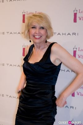 julie halston in Elie Tahari helps
