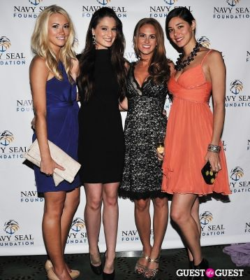 julia fehrenbach in Navy Seal Foundation 2nd. Annual Patriot Party