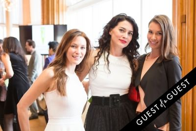 sarah larson in NY Sunworks 7th Annual Greenhouse Fundraiser