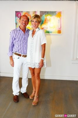 julie silvers in Jenna Lash Portrayed Opening Reception