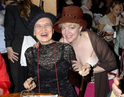 kt sullivan in Bernard Bierman's 101st Birthday Party