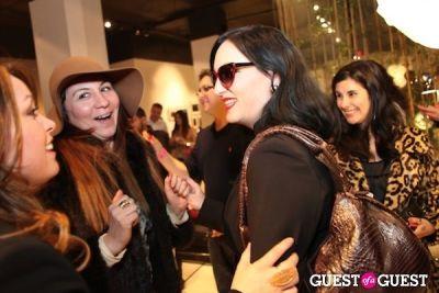 keena gonzalez in Pop Up Event Celebrating Beauty, Art & Fashion