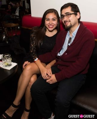 victoria azua in SPiN Standard Presents Valentine's '80s Prom at The Standard, Downtown