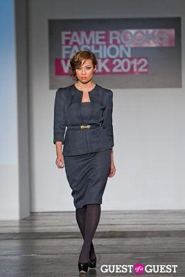 julisita in Fame Rocks Fashion Week 2012 Part 11