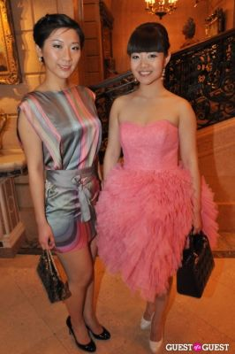 jun ge in Frick Collection Spring Party for Fellows