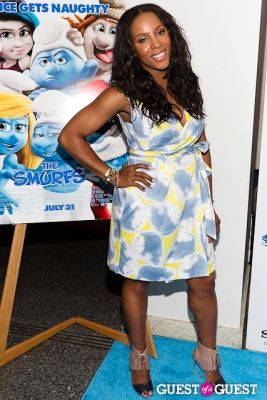 june ambrose in The Smurfs 2