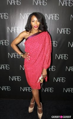 june ambrose in NARS Cosmetics Launch