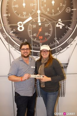 justin buccolo in Swatch Austin Store Opening Celebration