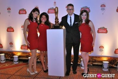 justin herchelroath in Stella Artois World Draught Master Competition