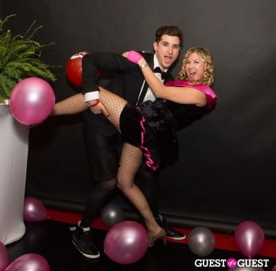 justin iovinella in SPiN Standard Presents Valentine's '80s Prom at The Standard, Downtown