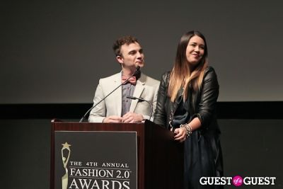 jenni radosevich in The 4th Annual Fashion 2.0 Awards