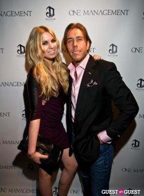 justin ross-lee in One Management 10 Year Anniversary Party