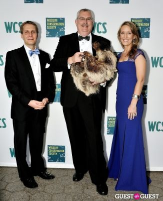justin steil in Wildlife Conservation Society Gala 2013
