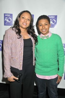 daniel -diggy--simmons in Lower Eastside Service Center's 50th Anniversary Gala Dinner