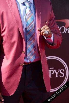 kj wright in The 2014 ESPYS at the Nokia Theatre L.A. LIVE - Red Carpet