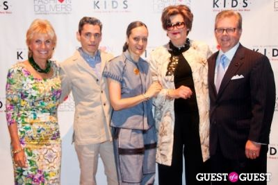 k.i.d.s. founder-karen-bromley in K.I.D.S. & Fashion Delivers Luncheon 2013