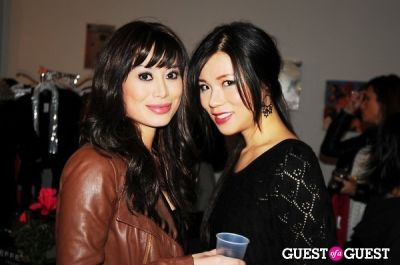 jenny lin in Dots Styles & Beats Launch Party