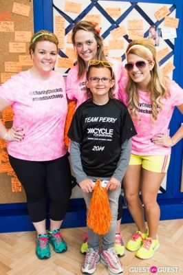carolyn dooley in Cycle for Survival 2014