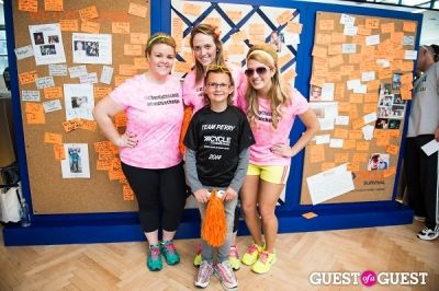 kaitlyn reilly in Cycle for Survival 2014