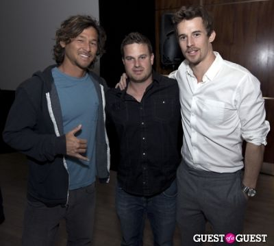 kalani robb in ISOLATED Surf Documentary Screening at Equinox - Hosted By Ryan Phillippe