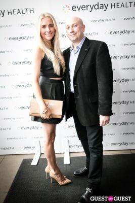 kallie collins in Everyday Health IPO Party