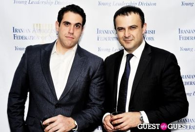 kam hassid in IAJF 12th Ann. Gala Young Leadership Division After Party