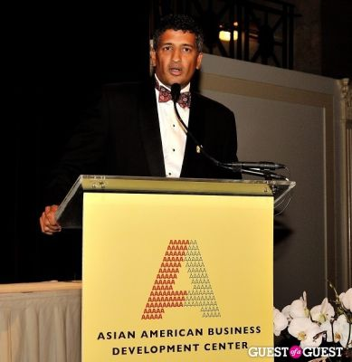 kamesh nagarajan in 2012 Outstanding 50 Asian Americans in Business Award Dinner