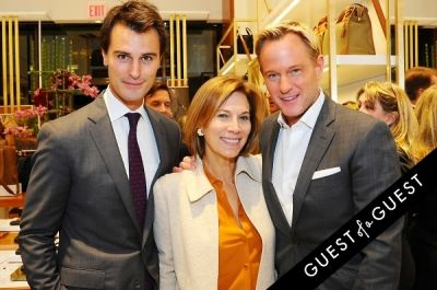 judy cox in Hartmann & The Society of Memorial Sloan Kettering Preview Party Kickoff Event