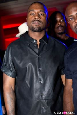 kanye west in Jamie Foxx & Breyon Prescott Post Awards Party Presented by Malibu RED