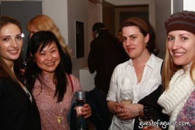 song chong in Opening Party for Stuart Franklin: The Dogon