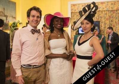 karana white in SSMAC Junior Committee's 5th Annual Kentucky Derby Brunch