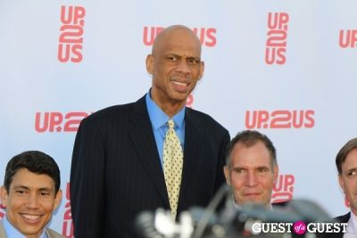 kareem abdul-jabbar in Up2Us Gala 2013