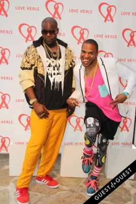 kareem youngblood in Let's Misbehave to Benefit Love Heals