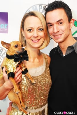 eli the-chihuahua in PAMPERED ROYALE BY MALIK SO CHIC Fall 2011 Handbag Launch