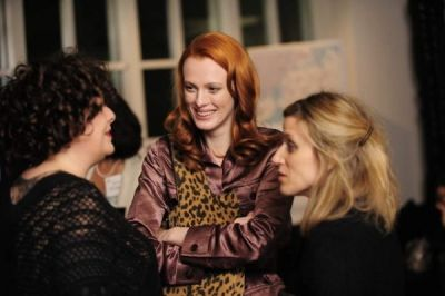 karen elson in An Evening Celebration of Parenting