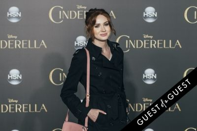 karen gillan in Premiere of Disney's