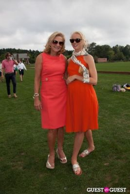 karen klopp in 28th Annual Harriman Cup Polo Match
