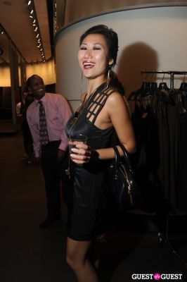 karen ko in Fashion Fights Cancer 2010
