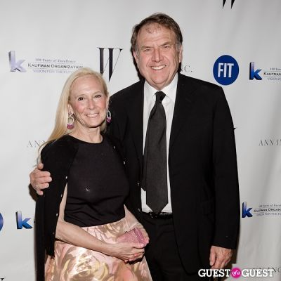 richard lefrak in FIT Gala