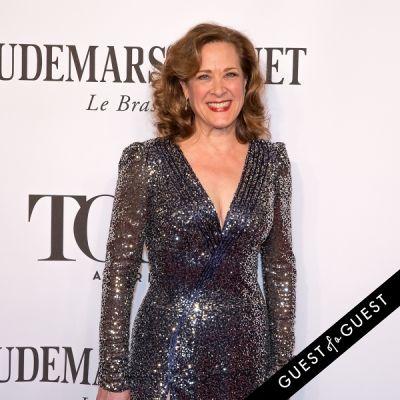 karen ziemba in The Tony Awards 2014