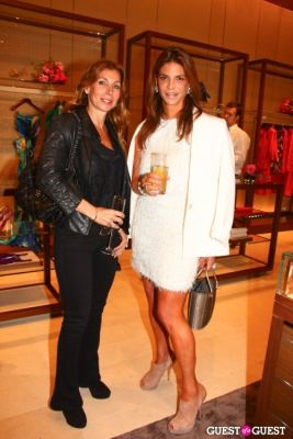 karin sherma in Ferragamo Flagship Re-Opening and Mr & Mrs. Smith Launch Event