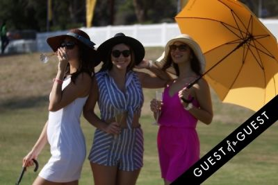 xochitl cubero in The Sixth Annual Veuve Clicquot Polo Classic