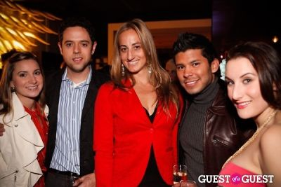 karina rodriguez in STK Anniversary Party