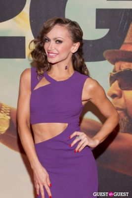 karina smirnoff in 2 Guns Movie Premiere NYC