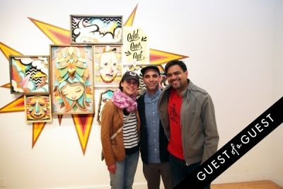 karina taveras in So Far So Good New Works by Erik Jones, Alex Yanes and Hueman