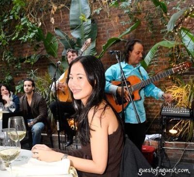 karla keskin in Day & Night Brunch with The Gypsy Kings @ Revel